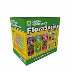 General Hydroponics Flora Series Starter Kit